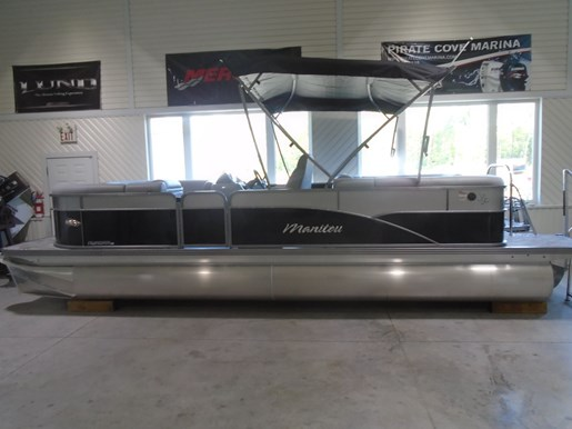 For Sale: 2021 Manitou 23 Aurora Le Rf Vp 24ft<br/>Pirate Cove Marina