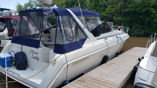 1994 Silverton 34 Express For Sale