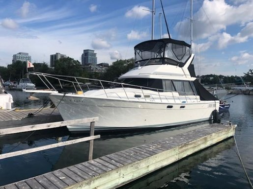 For Sale: 1990 Bayliner 3288 Motoryacht 32ft<br/>North South Nautical Group Inc.