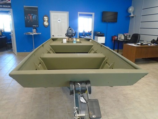 2020 Lund boat for sale, model of the boat is 1236 Jon Boat & Image # 2 of 3