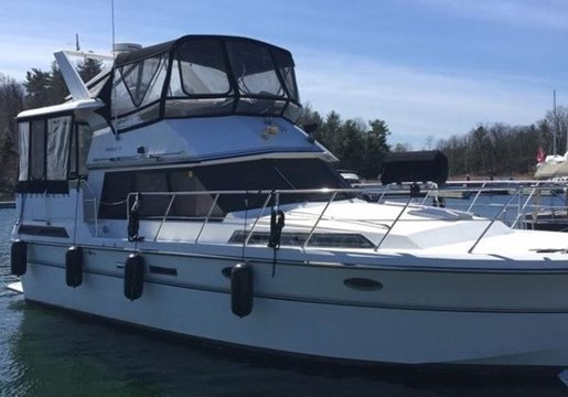 For Sale: 1988 President 37 Aft Cabin 37ft<br/>North South Nautical Group Inc.