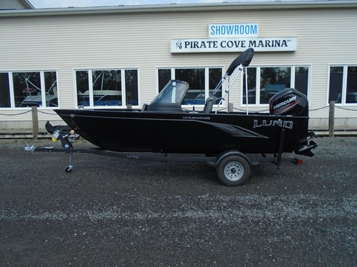 For Sale: 2021 Lund 1675 Adventure Sport 16ft<br/>Pirate Cove Marina