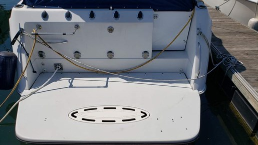 1990 Regal boat for sale, model of the boat is 265 Commodore MC & Image # 3 of 11