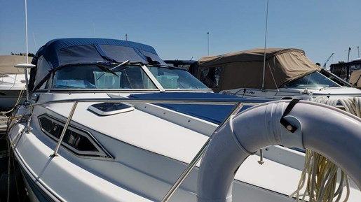 1990 Regal boat for sale, model of the boat is 265 Commodore MC & Image # 2 of 11