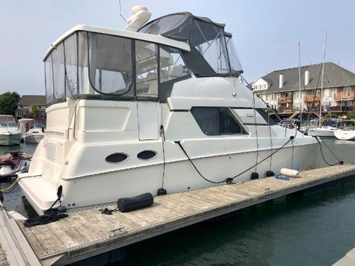 1997 SILVERTON 372 / 392 MOTOR YACHT for sale