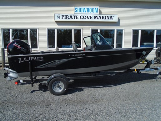 2021 Lund boat for sale, model of the boat is 1775 Adventure Sport & Image # 2 of 7