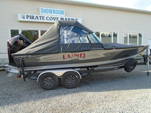 2021 Lund boat for sale, model of the boat is 2025 Impact XS Sport & Image # 13 of 16