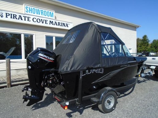 2021 Lund boat for sale, model of the boat is 1650 Rebel XL Sport & Image # 9 of 9