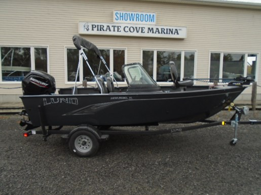 For Sale: 2021 Lund 1650 Rebel Xl Sport 16ft<br/>Pirate Cove Marina