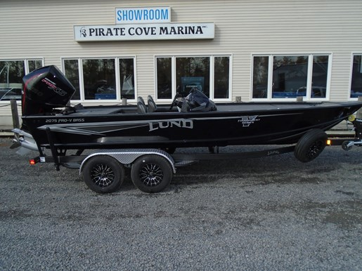 For Sale: 2021 Lund 2075 Pro V Bass Xs 20ft<br/>Pirate Cove Marina