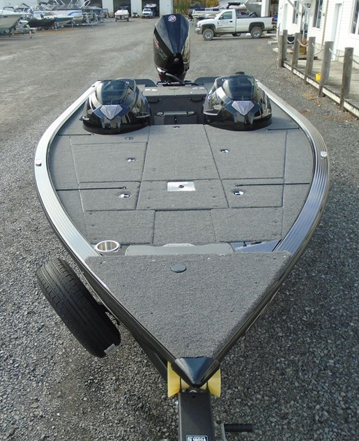 2021 Lund boat for sale, model of the boat is 2075 Pro V Bass XS & Image # 2 of 9