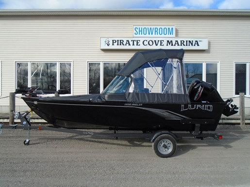 For Sale: 2021 Lund 1650 Angler Sport 16ft<br/>Pirate Cove Marina
