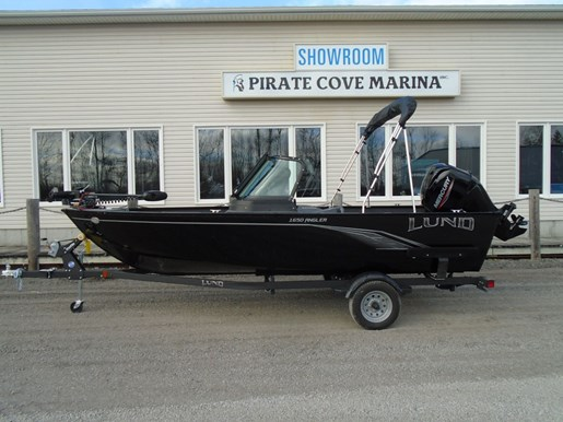 2021 Lund boat for sale, model of the boat is 1650 Angler Sport & Image # 2 of 6