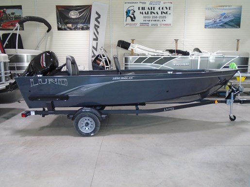 For Sale: 2021 Lund 1650 Angler Tiller 16ft<br/>Pirate Cove Marina