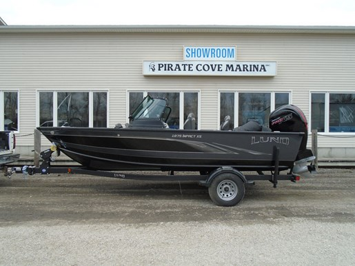 For Sale: 2021 Lund 1875 Impact Xs 18ft<br/>Pirate Cove Marina