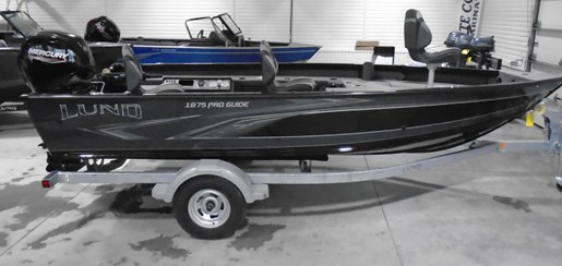 For Sale: 2021 Lund 1875 Pro Guide 18ft<br/>Pirate Cove Marina
