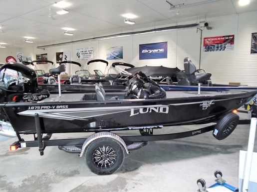 For Sale: 2021 Lund 1875 Pro V Bass Xs 18ft<br/>Pirate Cove Marina