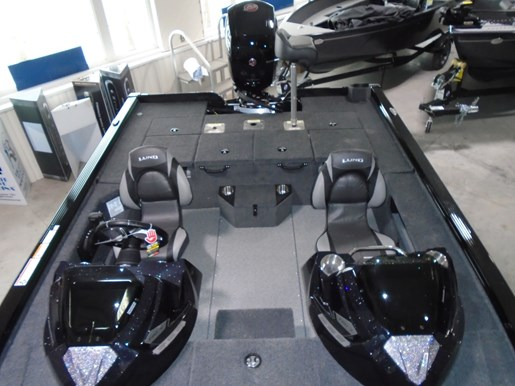 2021 Lund boat for sale, model of the boat is 1875 Pro V Bass XS & Image # 5 of 7