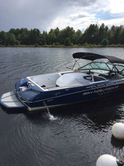 2017 Nautique boat for sale, model of the boat is SKI 200 OB & Image # 2 of 4