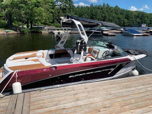 2021 Nautique boat for sale, model of the boat is SUPER AIR 230 & Image # 1 of 3