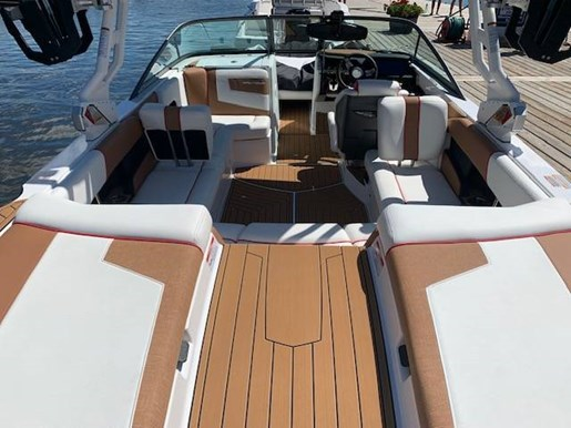 2021 Nautique boat for sale, model of the boat is SUPER AIR 230 & Image # 3 of 3