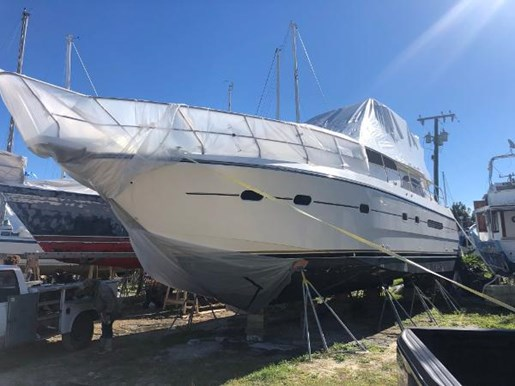 1999 Neptunus boat for sale, model of the boat is 55 Sedan & Image # 2 of 11