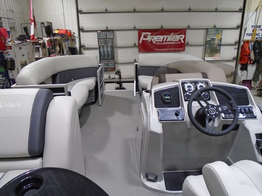 2021 Sylvan boat for sale, model of the boat is 818 Mirage Cruise & Image # 5 of 7