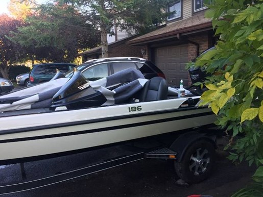 For Sale: 2015 Stratos 189vlo 18ft<br/>Pride Marine - Ottawa