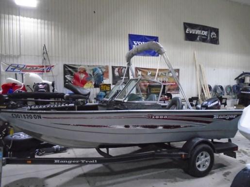 For Sale: 2015 Ranger Boats Vs1680 Walkthru – Us644 16ft<br/>Pirate Cove Marina