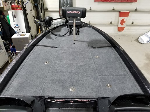 2021 Phoenix boat for sale, model of the boat is 921 Elite – PBB130 & Image # 2 of 10