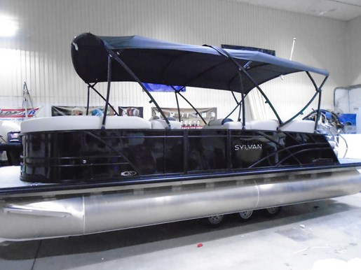 2021 Sylvan boat for sale, model of the boat is X5 CLZ PR25 TriToon – SYLP125 & Image # 1 of 8