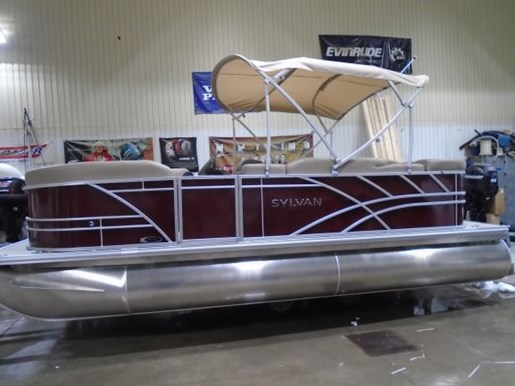 2021 SYLVAN 820 MIRAGE CRUISE – SYLP127 for sale