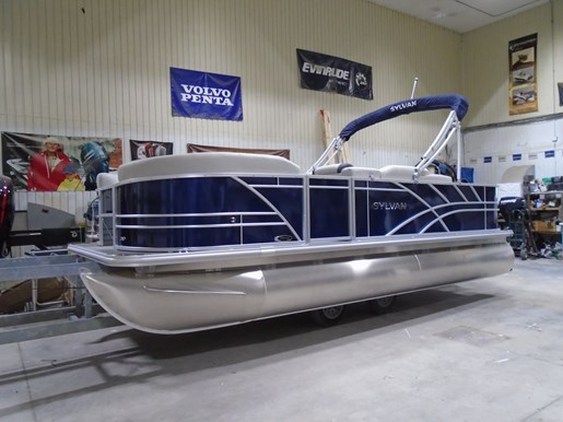 2021 SYLVAN 820 FISH & CRUISE – SYLP120 for sale
