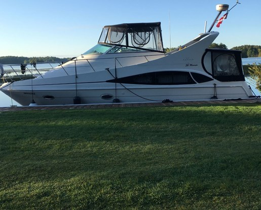 For Sale: 2005 Carver 36 Mariner 36ft<br/>Pirate Cove Marina