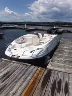2006 Ebbtide boat for sale, model of the boat is 2400 & Image # 2 of 4
