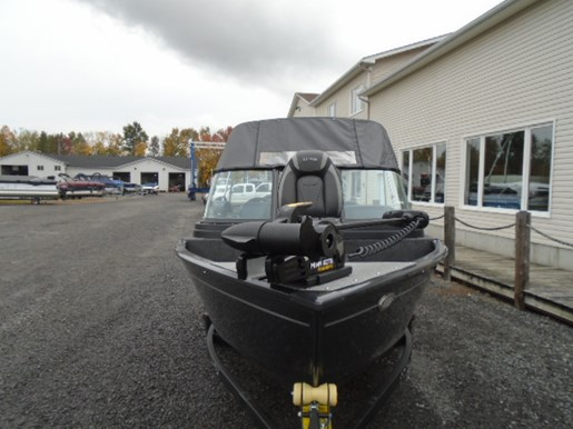 2021 Lund boat for sale, model of the boat is 1650 Rebel XL Sport – For Sale – LF920 & Image # 9 of 9