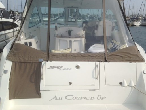2010 Cruisers Yachts boat for sale, model of the boat is 390 Sports Coupe & Image # 3 of 10