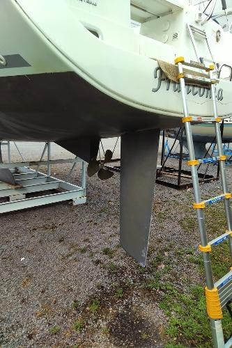 2009 Beneteau boat for sale, model of the boat is 34 & Image # 4 of 17