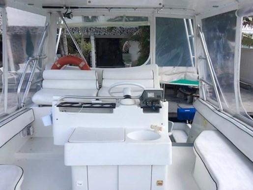 1995 Mainship boat for sale, model of the boat is 40 Sedan Bridge & Image # 2 of 15