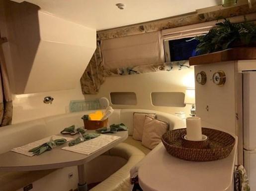 1995 Mainship boat for sale, model of the boat is 40 Sedan Bridge & Image # 9 of 15