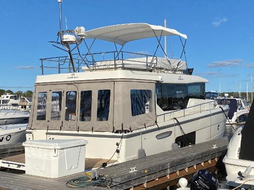 2021 Cranchi boat for sale, model of the boat is Eco Trawler 43 LD & Image # 2 of 29