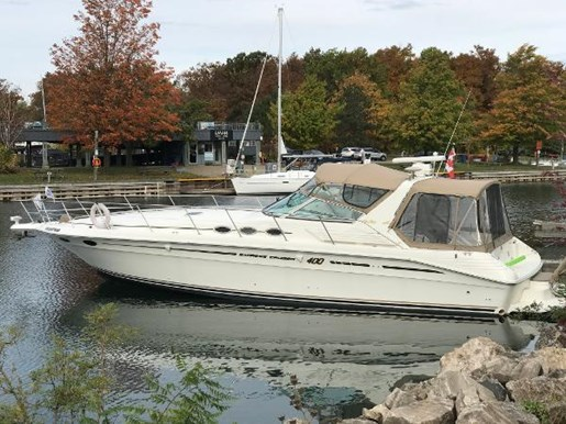 1996 SEA RAY 400 EXPRESS CRUISER for sale
