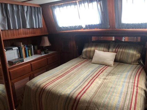 1988 Monk boat for sale, model of the boat is Trawler & Image # 2 of 9