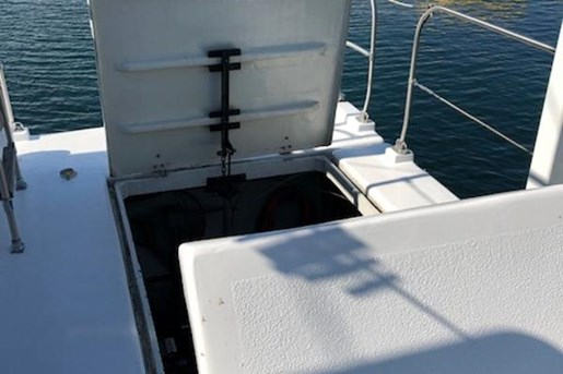 1980 Custom boat for sale, model of the boat is House Boat Cruiser & Image # 6 of 55
