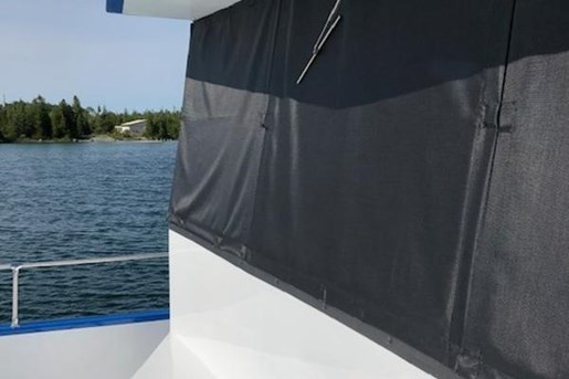 1980 Custom boat for sale, model of the boat is House Boat Cruiser & Image # 22 of 55