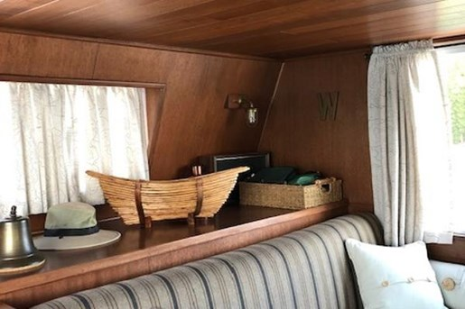 1980 Custom boat for sale, model of the boat is House Boat Cruiser & Image # 32 of 55
