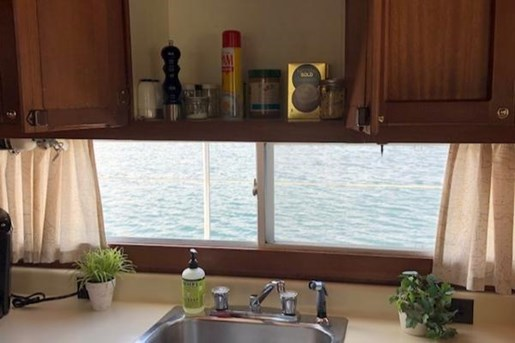 1980 Custom boat for sale, model of the boat is House Boat Cruiser & Image # 41 of 55