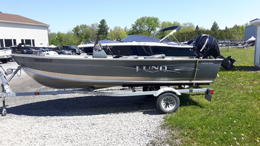2014 LUND 1600 FURY SS for sale