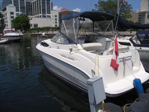 For Sale: 2002 Bayliner Cierra 2455 24ft<br/>North South Nautical Group Inc.