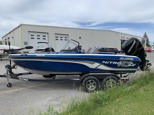 For Sale: 2018 Nitro Zv-18 18ft<br/>Pride Marine - Ottawa